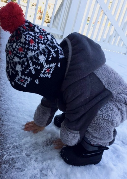 snow-babe